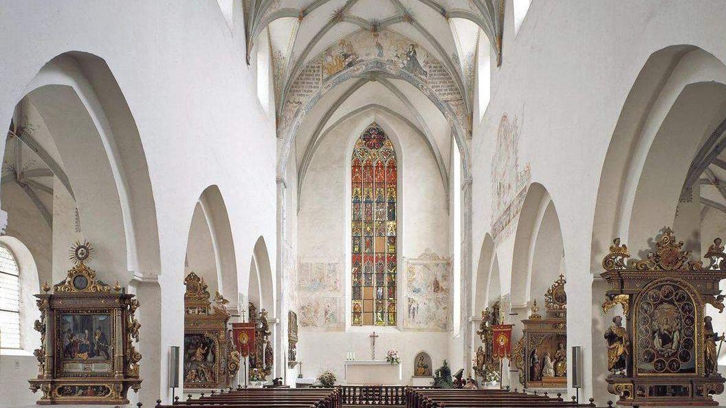 Abbaye de Heiligkreuztal, église