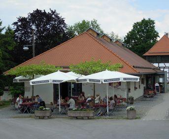 Klostergaststätte Heiligkreuztal