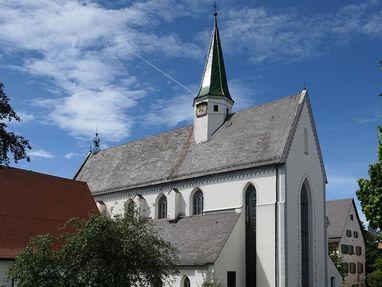 Kloster Heiligkreuztal von außen