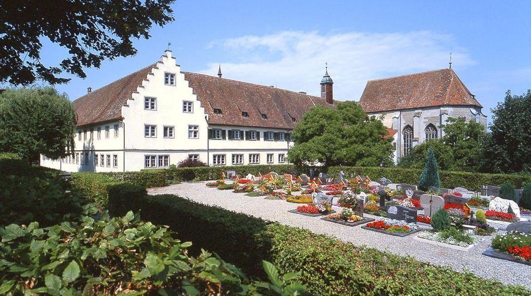 Das Münster Mittelzell, Klosterinsel Reichenau; Foto: Landesmedienzentrum Baden-Württemberg, Steffen Hauswirth