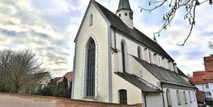 Klosterkirche St. Anna des Klosters Heiligkreuztal