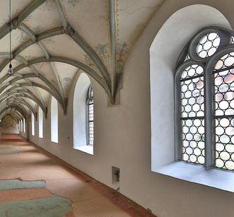 Kreuzgang des Klosters Heiligkreuztal
